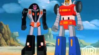 C of Gobots Save Yourself Trailer