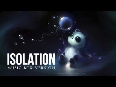 Sad Piano Music Isolation - Music Box Version