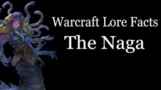 Warcraft Lore Facts - The Naga #2