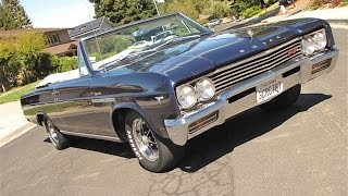 1965 Buick Skylark GS Convertible for Sale w/ Wildcat 445