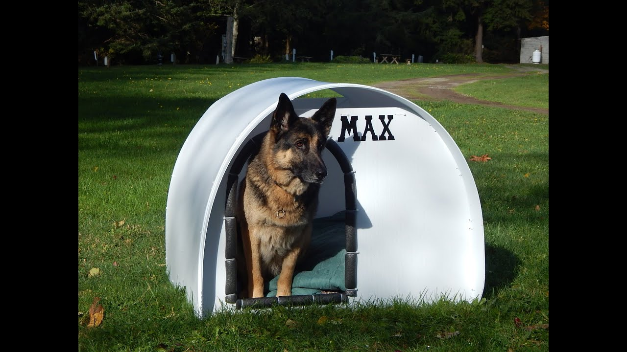 DIY Doghouse For 35 YouTube