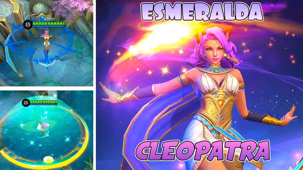 Download Esmeralda Wallpaper Hd Mobile Legends Terupdate