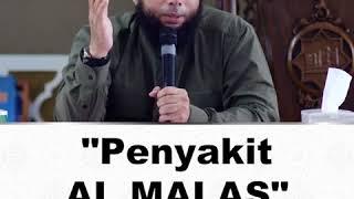 Ustadz Khalid Basalamah | Penyakit Al Malas