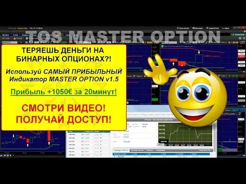 Самый ПРИБЫЛЬНЫЙ Индикатор для Бинарных Опционов MASTER OPTION V1.1(Торги 16 07 2014)