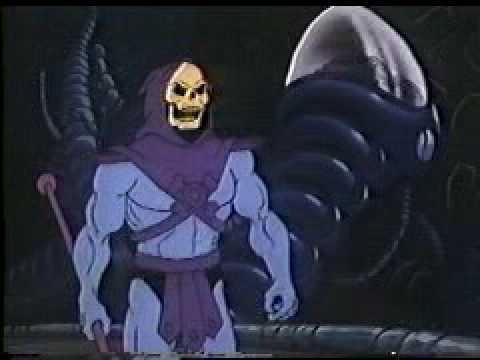 HE MAN - Skeletor vs Hordak (Original Series!) - YouTube