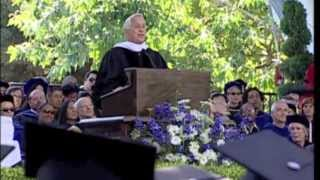 Walter Isaacson Commencement speech at Pomona College - May 19, 2013
