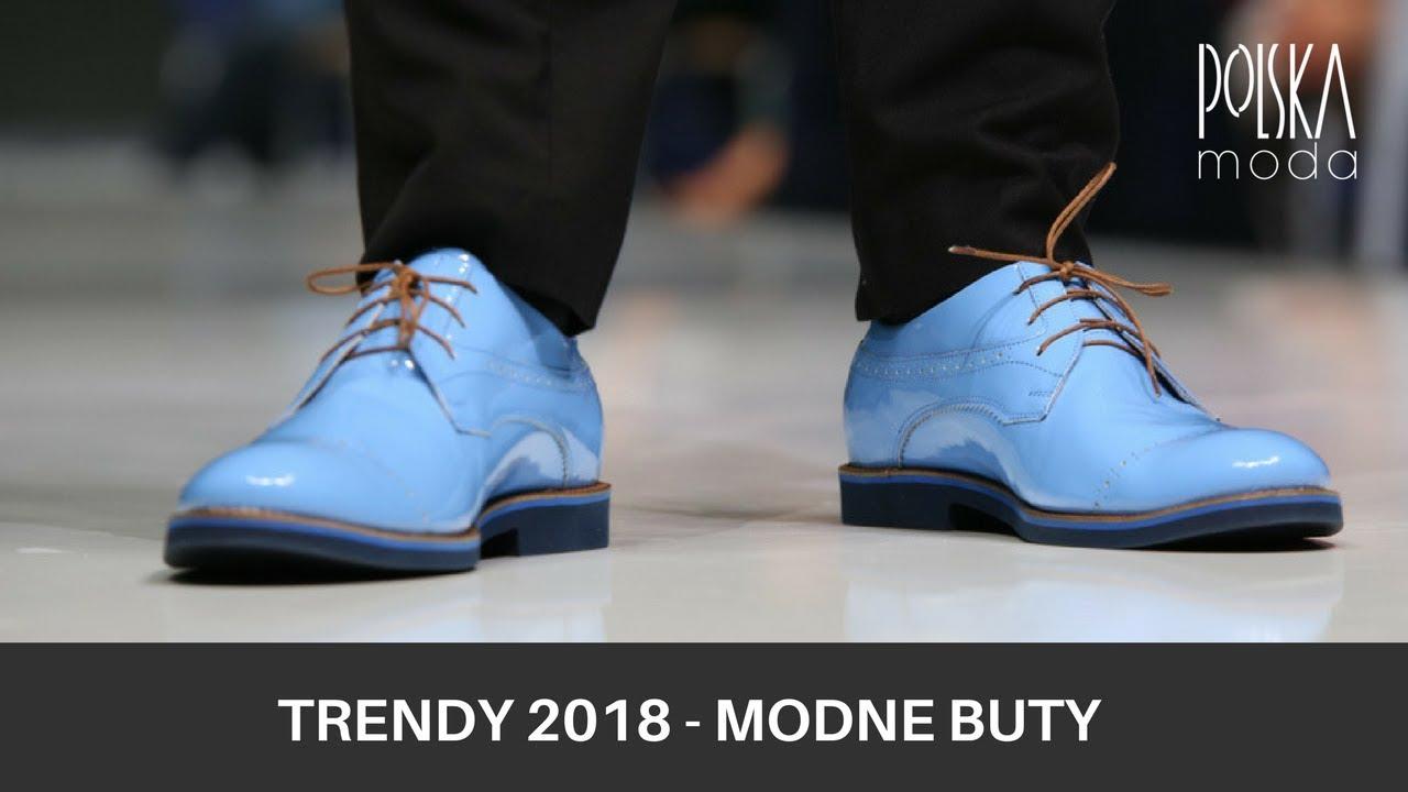 14f31133600c2 Faber obuwie - modne buty męskie 2018 - Targi Mody Poznań 2017 - YouTube