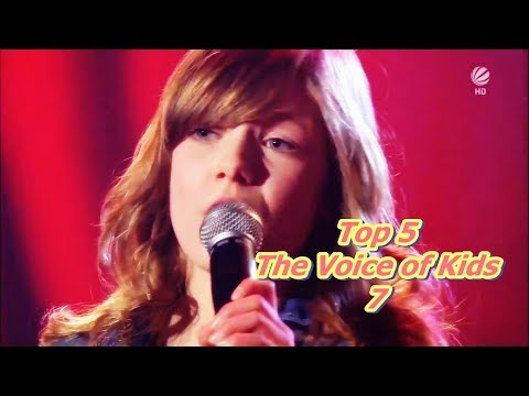 Top 5 - The Voice Of Kids 7