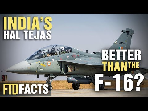 10+ Incredible Facts About The HAL TEJAS Fighter Jet