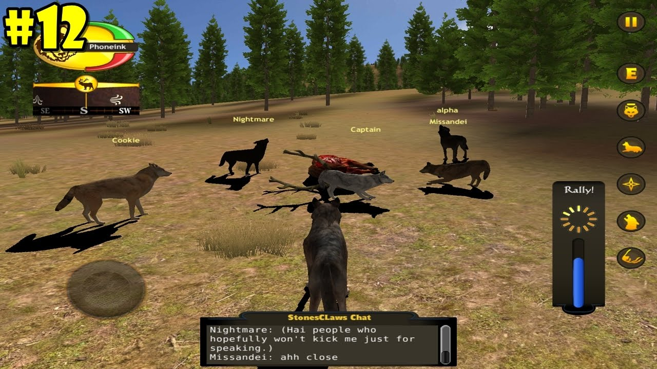 WolfQuest Multiplayer: Amethyst Mountain -Pack Life ... - photo#1