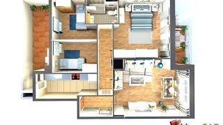 15/48-Maqueta de piso en venta en Carretera de Santa Coloma ( Badalona)