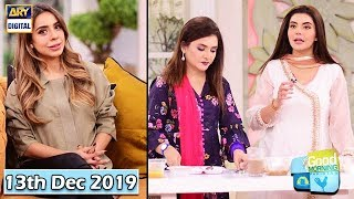 Good Morning Pakistan - Dr Ayesha & Beenish Parvez - 13th December 2019 - ARY Digital Show