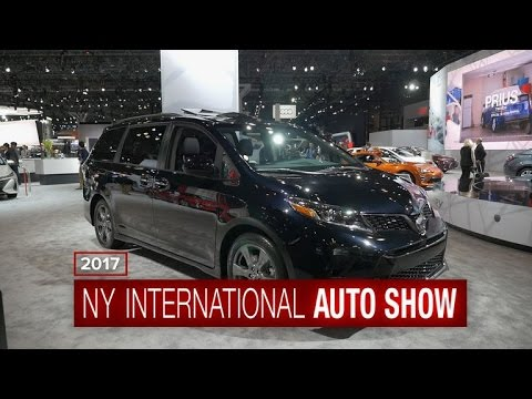 Toyota Sienna Release Date - 2018 Toyota Sienna wanders into a very hot segment
