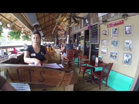 Walt's Fish Market Restaurant & Tiki Bar, Sarasota, Florida