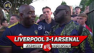 Liverpool 3-1 Arsenal | Why Did Emery Take So Long To Bring On Lacazette!! (Kelechi)