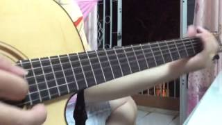 Lạc mất mùa xuân - guitar