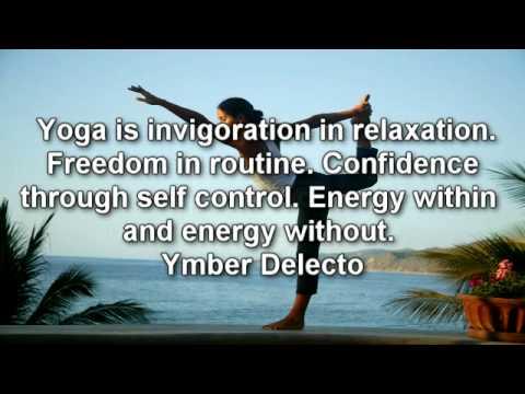 Yoga Quotes Video