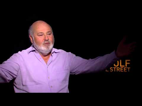 "The Wolf of Wall Street: Rob Reiner ""Max Belfort"" Official Movie Interview"