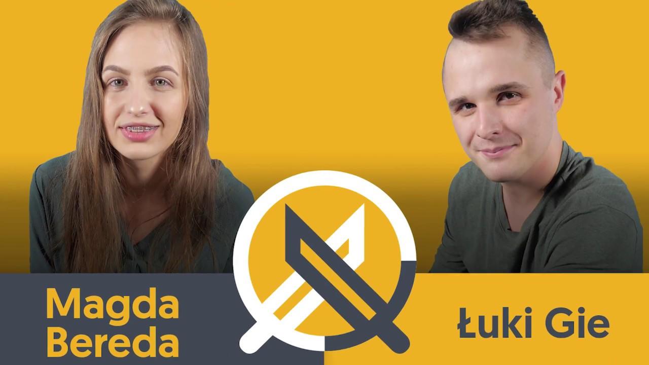 MAGDA BEREDA vs ŁUKI GIE ⚔️ Quiz House Challenge
