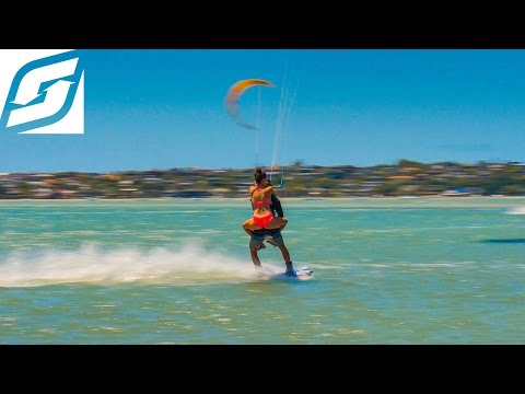 Kiteboarding Auckland New Zealand - A day with Marc Jacobs