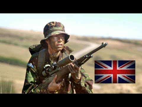 How Powerful is United Kingdom? UK Armed Forces 2017