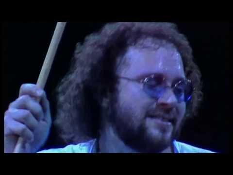 Ian Paice drum solo 1982 - Gary Moore Band
