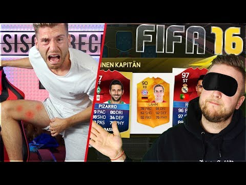 FIFA Retro SOFTAIR Blind Draft CHALLENGE !!!