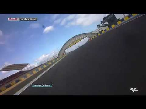 Le Mans 2015 - Yamaha OnBoard