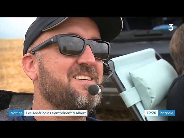 US Aerobatic Team   Albert Picardie Airport