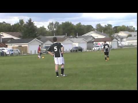 United Nova FC Charity Alumni Match for RDT - Mini Soccer & Siloam Mission (2nd half)
