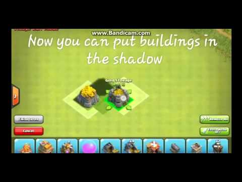 Clash of Clans Buildings Glitch(New Tutorial 2016)