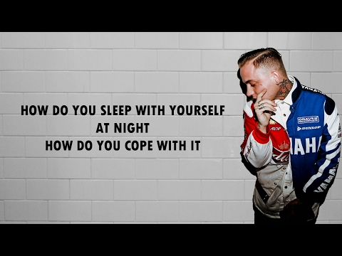 Blackbear - Make Daddy Proud (Lyrics)