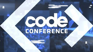 Code Conference Sponsors