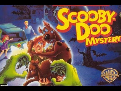 Cgrundertow Scooby Doo Mystery For Snes Video Game Review Youtube