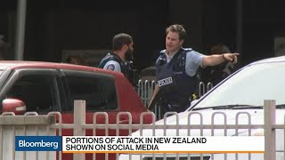 Facebook, Social Media Criticized for Live Stream of Mosque Shooting