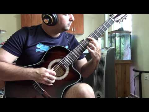 Black Star, Fate Speaks acoustic guitar intro Michael Bonet