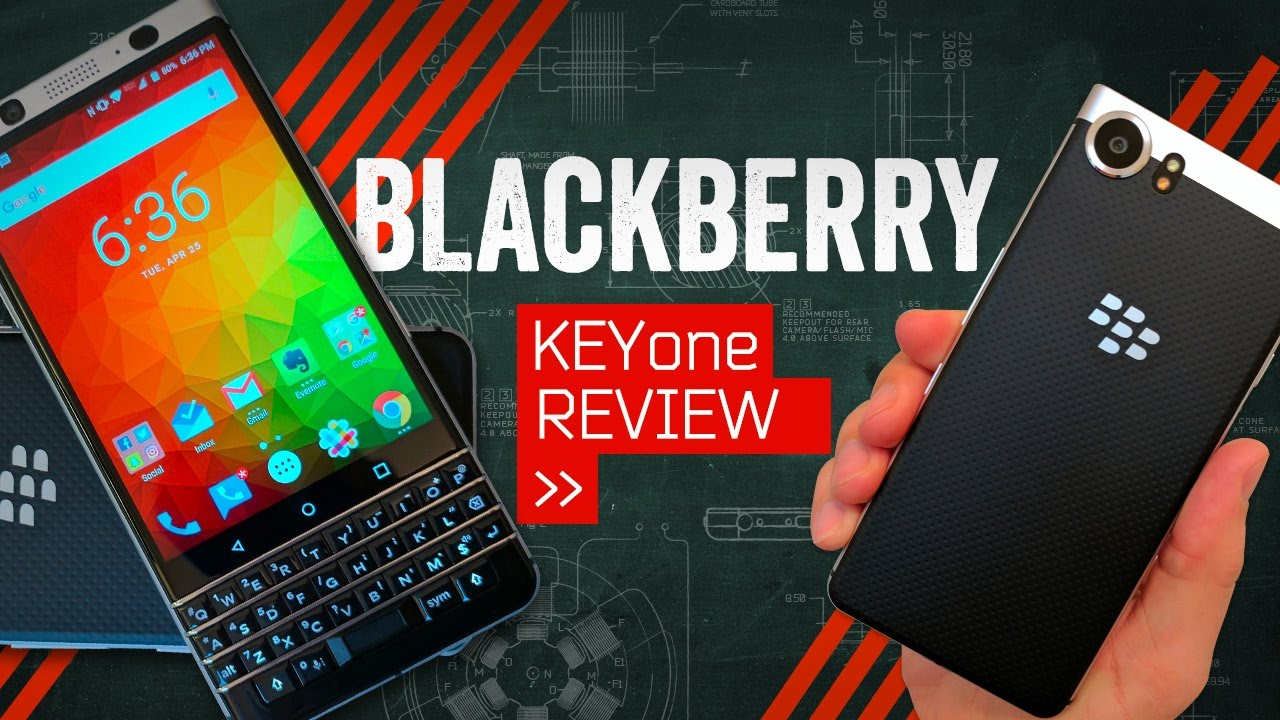 BlackBerry KEYone vs  BlackBerry Priv: No contest | Android Central