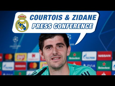 LIVE | Real Madrid - PSG | Pre-match press conference