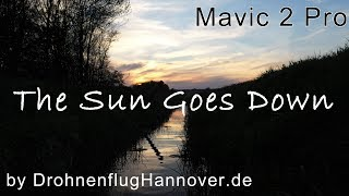 Mavic 2 Pro/Zoom   The Sun goes down   4K Ultra HD