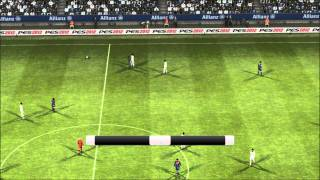 PES 2012 PC Gameplay HD | Real Madrid vs. FC Barcelona