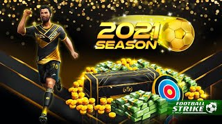 Football Strike Battle Pass 2021 Unlocked Everything VIP BAGS