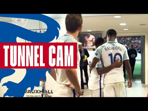 Tunnel Cam: As England QUALIFY For The World Cup In Russia!! | England V Slovenia | Inside Access