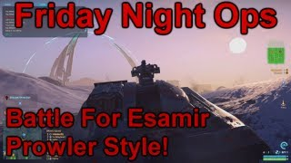 PlanetSide 2 Outfit Battle Coms. E02Friday Night Ops Big Tank Battles