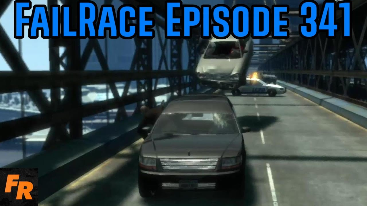FailRace Episode 341 - Flying Cars Are Here!