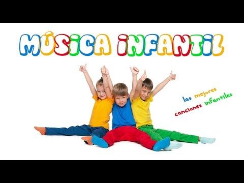 (52 M) MUSICA INFANTIL, Mix Jugar, Las Mejores Canciones Infantiles Para Fiestas Niños