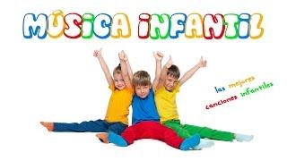 MUSICA INFANTIL Mix, Las Mejores Canciones Infantiles Para Bailar y Jugar en Fiestas de Niños