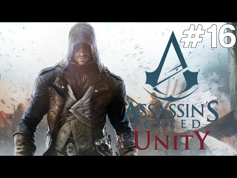Assassin's Creed Unity - COOP - Bölüm 16