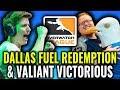 Dallas Fuel Redemption & LA Valiant Victory! [Overwatch League News & Highlights]