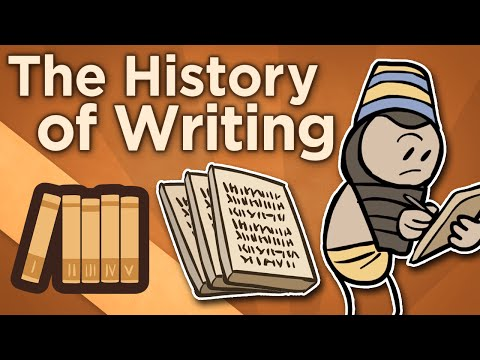 The History of Writing - Where the Story Begins - Extra History