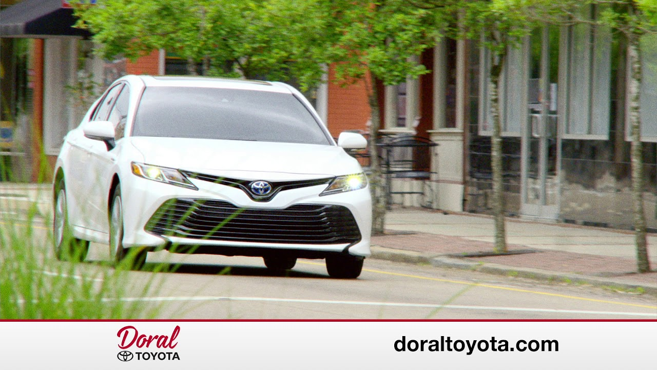 Toyota Of South Florida >> Toyota Camry For Sale In South Florida Doral Toyota